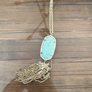 Kendra Scott Rayne Necklace Rare color